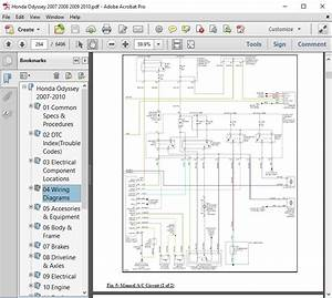 Odyssey Wiring Diagram