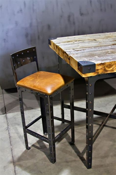 industrial pub table homesfeed