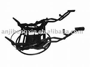 36 Repair Lazy Boy Recliner Mechanism  Duraglide Glider