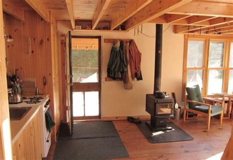 grid cabin ideas diy built grid tiny cabin
