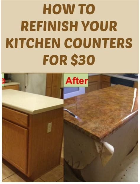25 best ideas about refinish countertops on
