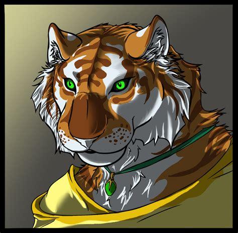 Golden Tiger Sephiroth Strife Deviantart