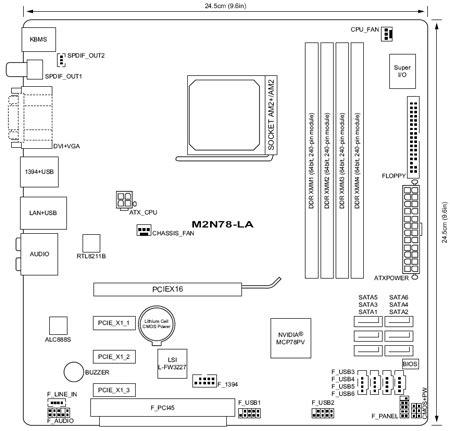 hp  compaq desktop pcs motherboard specifications