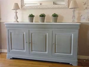 Peinture Argentée Pour Bois : peindre un meuble en bois toutes nos astuces super d co ~ Teatrodelosmanantiales.com Idées de Décoration