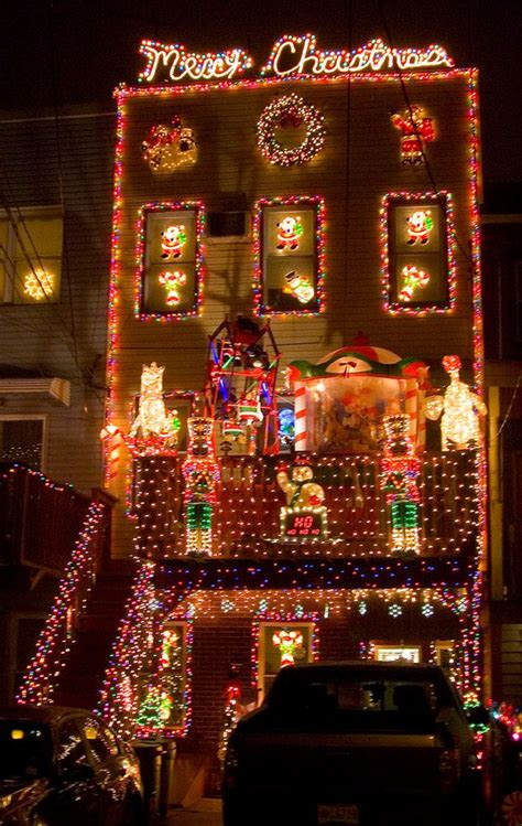 christmas decorated home contest coming   jersey