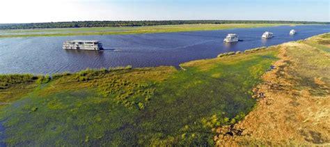 Zambezi Houseboat by Zambezi Chobe River Boat Safari