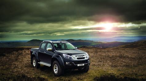 Isuzu D Max 4k Wallpapers by Factory Backed Isuzu D Max At35 By Arctic Trucks Revealed