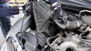 2006 Subaru Impreza 2 5i - Replace Air Filter