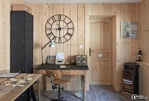 les 45 meilleures images du tableau bureau atelier sur With idee de plan de maison 5 une maison de famille en picardie e magdeco magazine