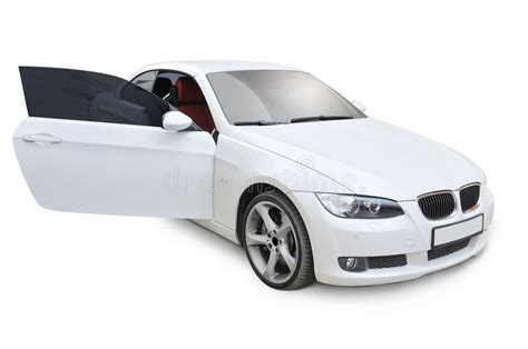 Bmw 335i Right Door Open Stock Image. Image Of Front, Cars