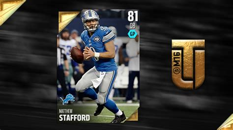 Top 5 Gold Offense in Madden NFL 16 Ultimate Team