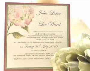 Sample wedding invitation template design invitation for Wedding invitations layout examples