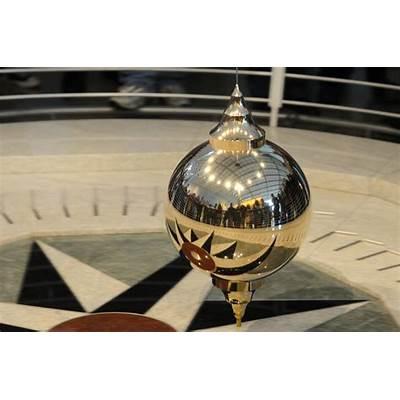 File:Mirrored Foucault Pendulum.jpg