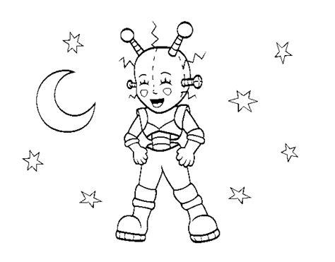 disegni di robot da colorare robot da colorare per bambini migliori pagine da colorare