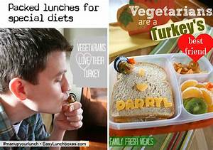 Man Up Your Lunch - Packed Lunch Box Ideas for ...