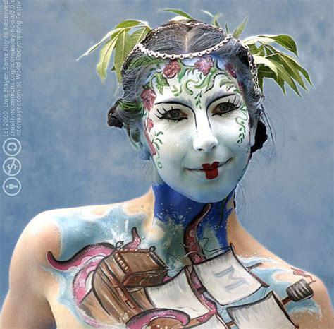 inspiration face painting ideas freshdesignweb