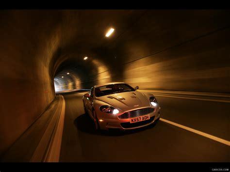 Aston Martin Dbs Lightning Silver 2009 Front Angle