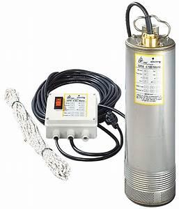 Pompe Immergée Puit : pompes de puits jetly type sr 100 en vente sur technipompe ~ Melissatoandfro.com Idées de Décoration