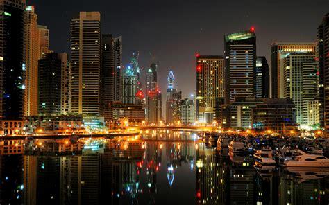 Dubai Night Hd Desktop Wallpaper, Instagram Photo