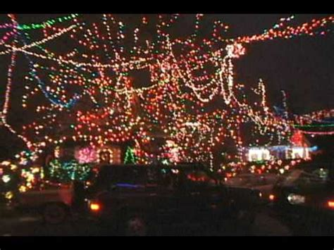 37th street christmas lights high quality 4 3 youtube