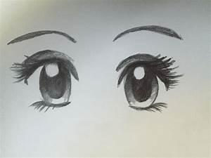 How To Draw Manga Eyes — Steemit