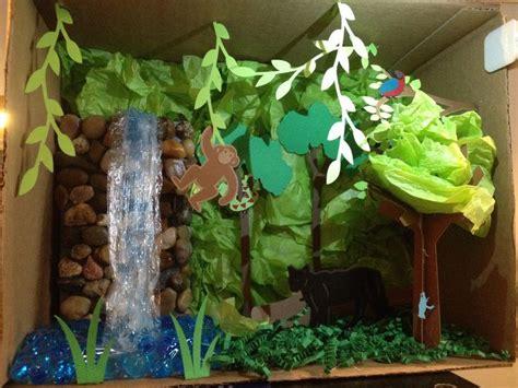 rainforest habitat cliparts   clip art