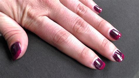 nageldesign selber machen kurze nägel nails selber machen ohne gel nageldesign nageldesign in zwei farben