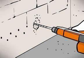 Wand Trockenlegen Injektionsverfahren : wand trockenlegen schritt f r schritt kellerw nde kellerabdichtung und keller ~ Watch28wear.com Haus und Dekorationen