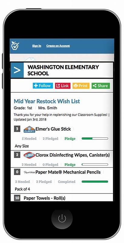 Phone Classroom Wish Teacherlists Teacher Cell Supplies