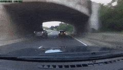 Boat Crash Dash Cam by Dash Cam Video Gifs Search Find Make Share Gfycat Gifs