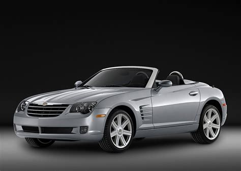 Chrysler Crossfire Roadster 2007 2008 Autoevolution