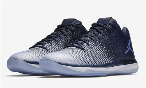 "Air Jordan Xxxi Low ""unc"" Air Jordan Shoes Hq"