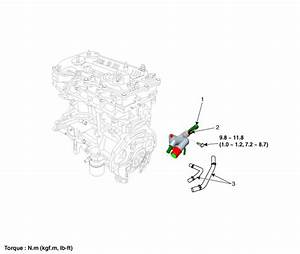 Kia Forte  Water Temperature Control Assembly Components