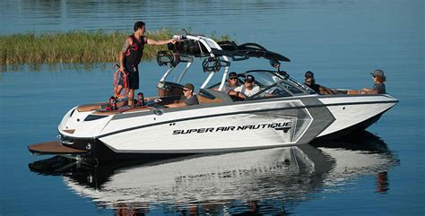 Wakeboard Boat Of The Year by Nautique G23 Names Wakeboarding Boat Of The Year