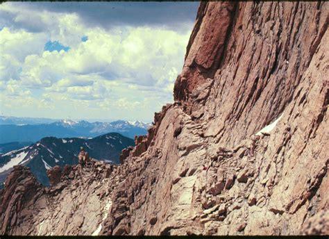 longs peak the narrows