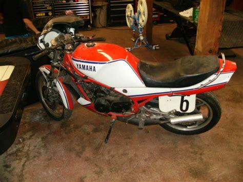1986 Yamaha Rz350 Race Bike 2 Stroke Twin Cylinder Banshee