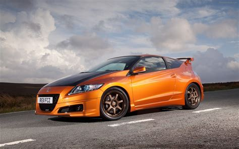 honda cr  mugen  widescreen exotic car wallpaper