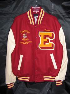 varsity jacket custom patches gray cardigan sweater With custom letterman letters