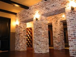 interior brick veneer home depot thin veneer metro brick co