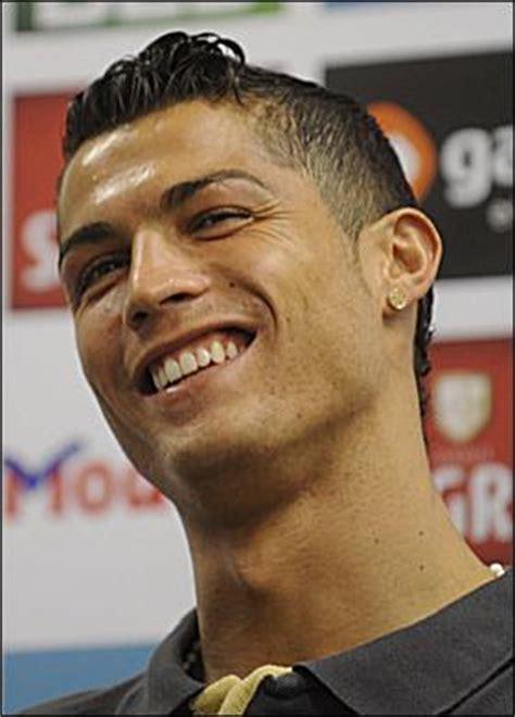 cristiano ronaldo haircut  hairstyle