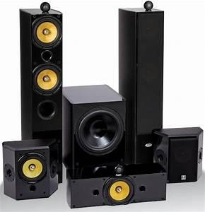 Crystal Audio TX-2 THX Ultra2 5.1 Speaker System ...