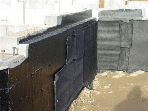 Exterior Waterproofing Information Basementwaterproofing101