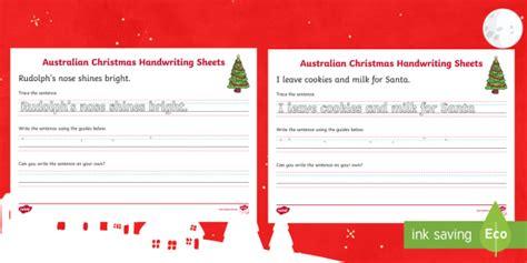christmas handwriting year 1 worksheet worksheets