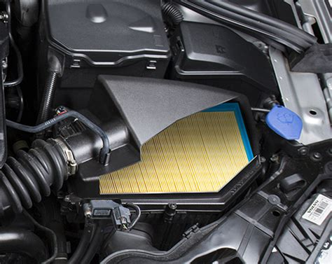 genuine air filter ins parts