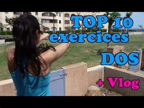 top 10 des meilleurs exercices pour le dos musculation 224 la maison ou en salle