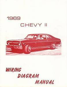 1969 Nova   Chevy Ii Wiring Diagram Manual