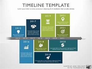 Seven Phase Project Management Timeline Slide