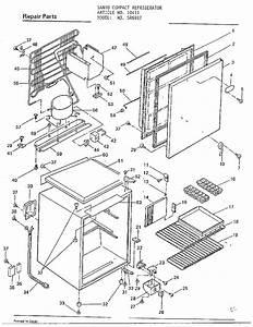 Sanyo Sanyo Refrigerator Parts