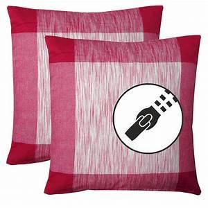Kissen Für Sofa : dekokissen set sofakissen 45x45 kissen f r couch dekokissen f r sofa 2er set ebay ~ Frokenaadalensverden.com Haus und Dekorationen
