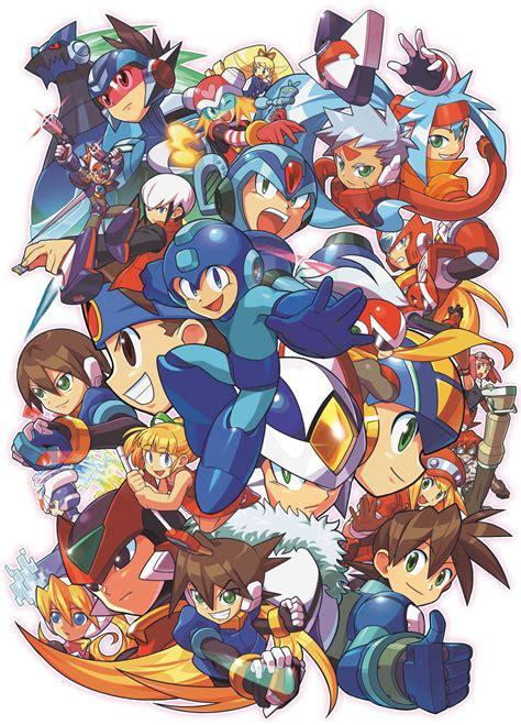 A Truly Fantastic Mega Man Character Piece — The Mega Man
